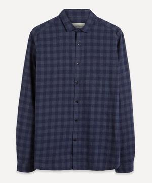 Clerkenwell Tab Check Shirt