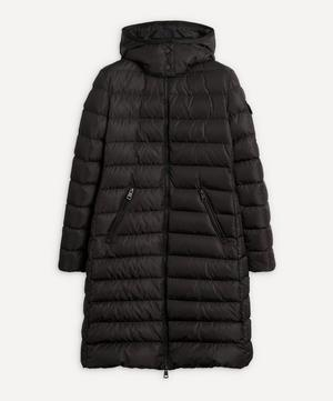 Exclusive Born To Protect Lemenez Recycled Nylon Quilted Coat