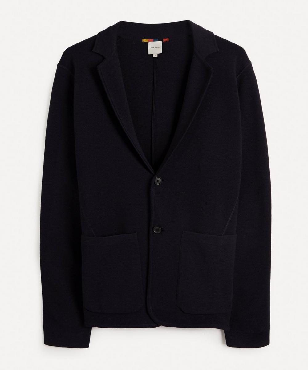 Paul Smith - Merino Wool Cardigan Blazer