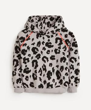 Leopard and Lightning Bolt Hoodie 1-8 Years