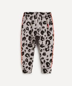 Leopard and Lightning Bolt Joggers 1-8 Years