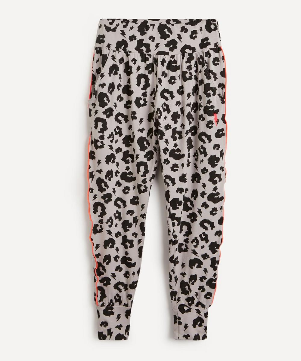 Scamp & Dude - Leopard and Lightning Bolt Joggers