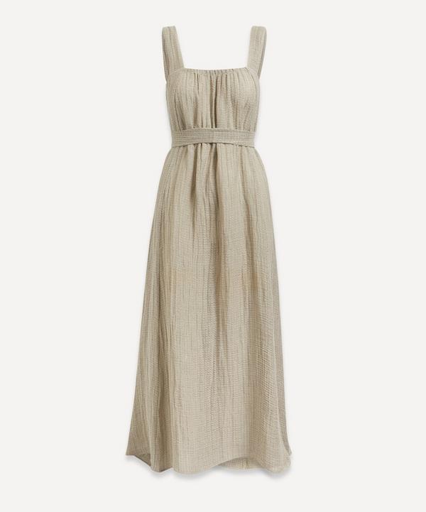 Le Kasha - Assiout Linen Dress