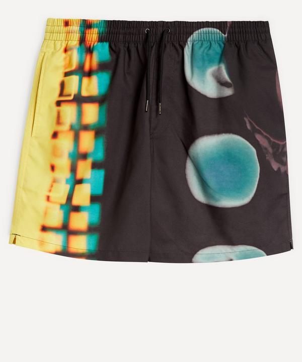 Dries Van Noten - Phibbs Printed Swim Shorts