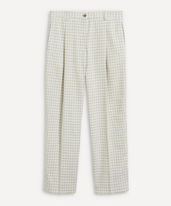 Acne Studios - Tweed Wide-Straight Leg Trousers
