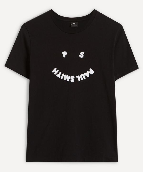 PS Paul Smith - Smiley Face Logo T-Shirt