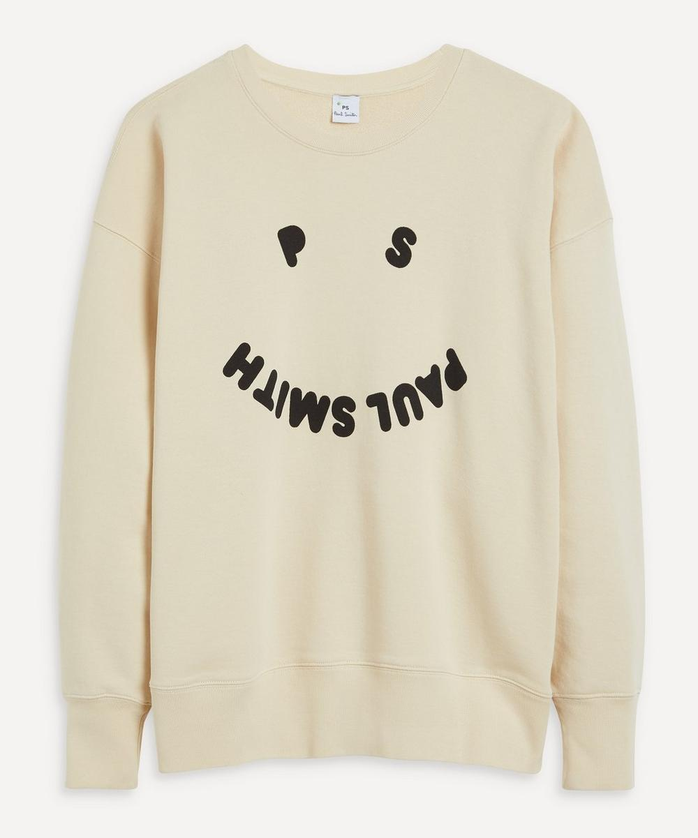 PS Paul Smith - Smiley Face Logo Sweater