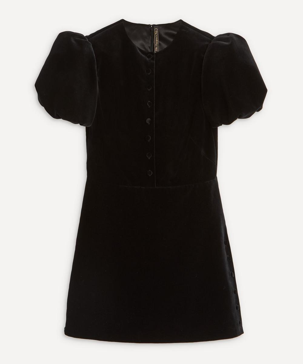 The Vampire's Wife - The Heart Breaker Mini-Dress