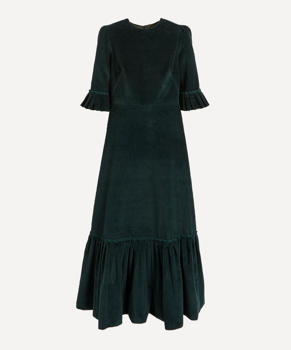 The Vampire's Wife - Exclusive The Festival Corduroy Dress
