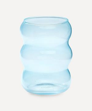Bubble Water Glass Sea Blue