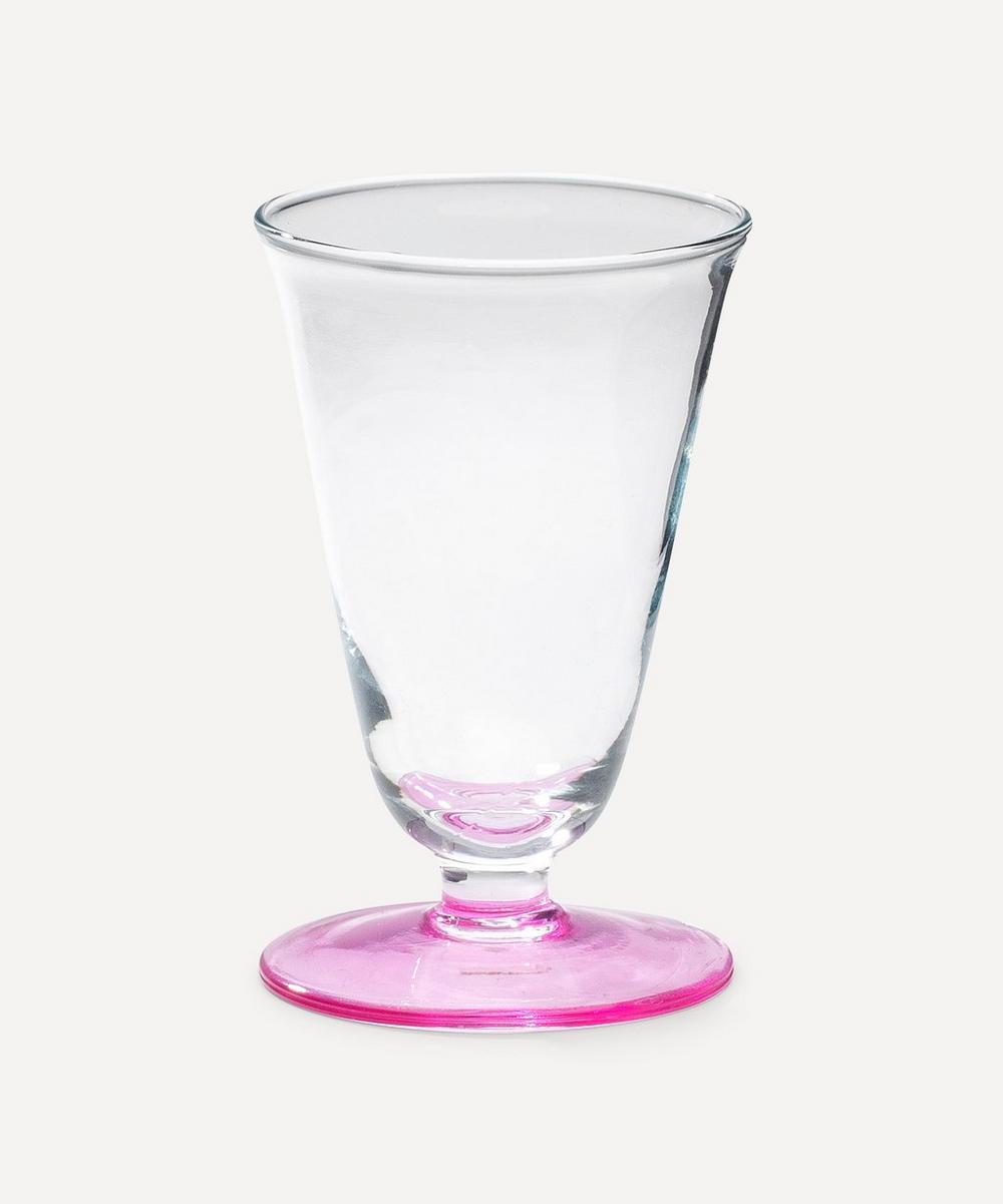 Anna + Nina - Wine Glass Fiesta Pink