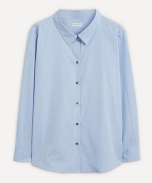Loose Cotton-Poplin Shirt