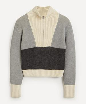 Double Face Pullover