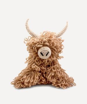 Morag the Highland Cow Crochet Toy Kit
