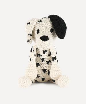 Mark the Dalmatian Crochet Toy Kit