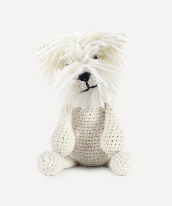 TOFT - Geoff the Westie Crochet Toy Kit