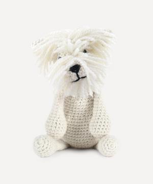 Geoff the Westie Crochet Toy Kit