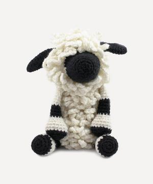 Lisa the Sheep Crochet Toy Kit