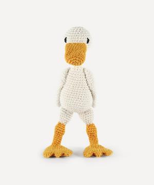 Geraldine the Duck Crochet Toy Kit