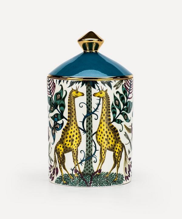Emma J Shipley - Kruger Bone China Aromatic Woods Candle 650g