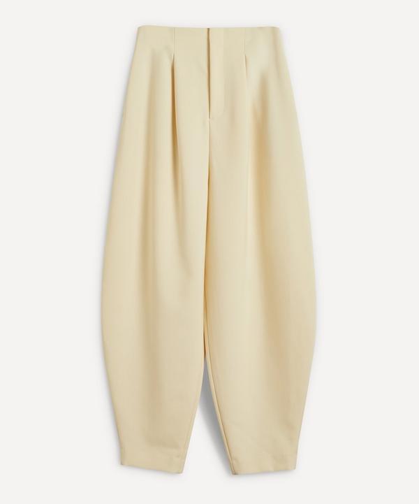 Enföld - Double Cross Balloon Trousers