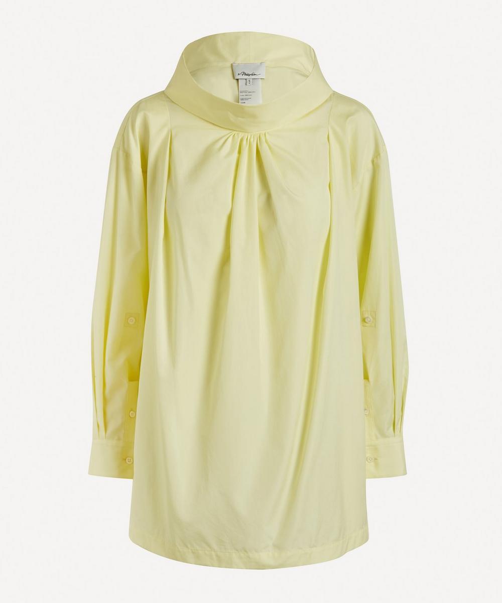 3.1 Phillip Lim - Draped Collar Shirt