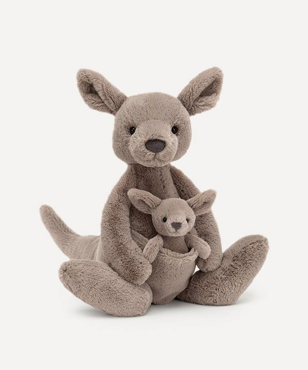 Jellycat - Kara Kangaroo Soft Toy