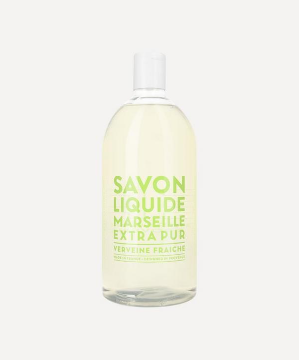 Compagnie de Provence - Fresh Verbena Liquid Marseille Soap Refill 1000ml