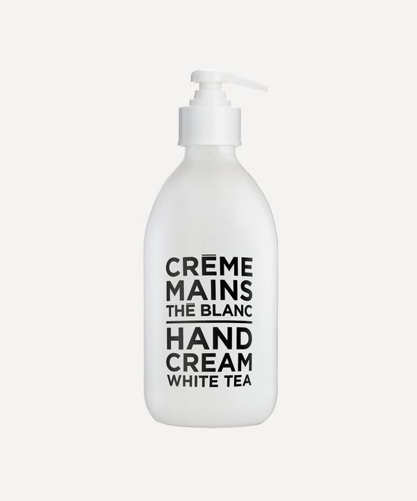 Compagnie de Provence - White Tea Hand Cream 300ml