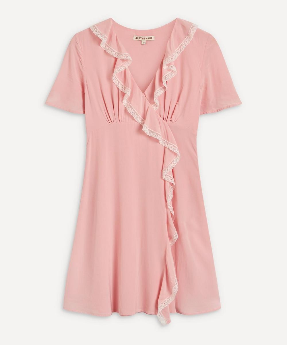 Alexa Chung SHERILYN RUFFLE DRESS