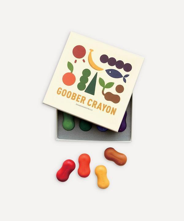 Goober - Peanut Crayons