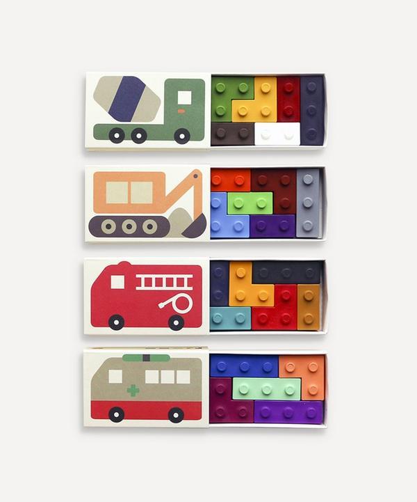 Goober - Cars Crayons