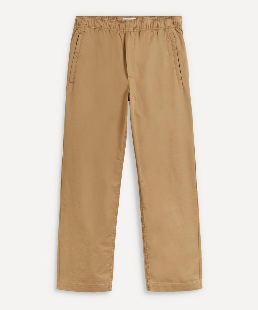 Wood Wood STANLEY TWILL TROUSERS