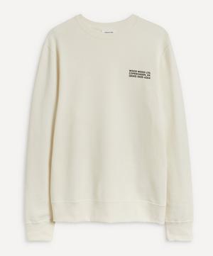 Hugh Info Sweatshirt