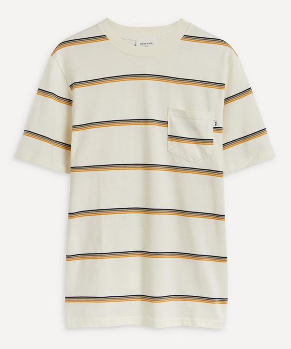 Wood Wood - Bobby Striped T-Shirt