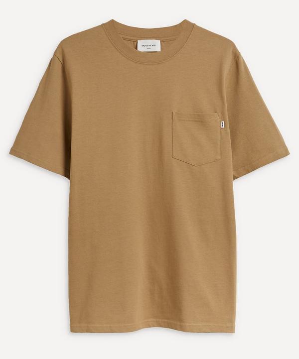 Wood Wood - Bobby Pocket T-Shirt
