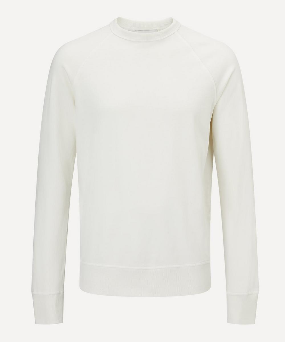 Ymc You Must Create Cottons SCHRANK RAGLAN SWEATSHIRT