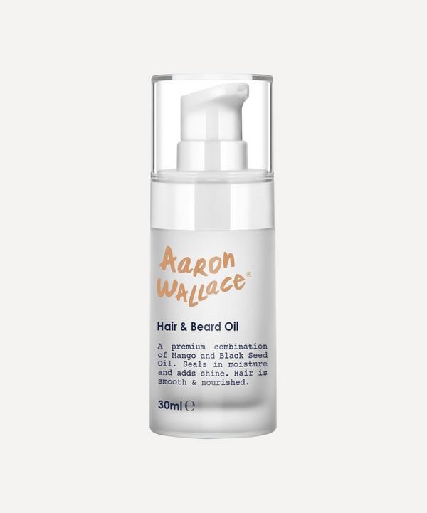 Aaron Wallace - Hair & Beard Oil 30ml