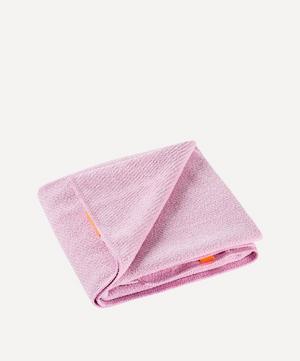Lisse Luxe Hair Towel in Desert Rose