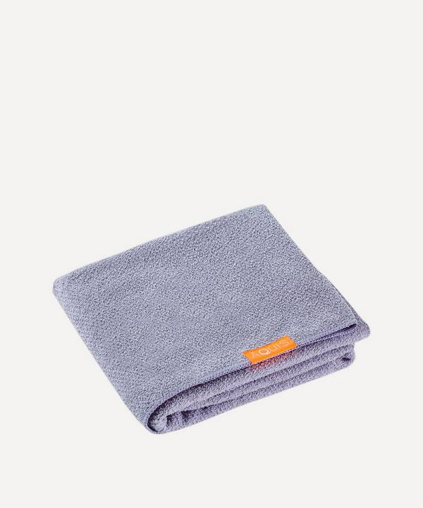 AQUIS - Lisse Luxe Hair Towel in Cloudy Berry