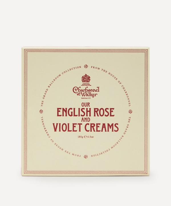 Charbonnel et Walker - English Rose and Violet Creams Selection Box 185g
