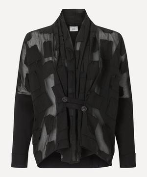 Sheer Square Jacket