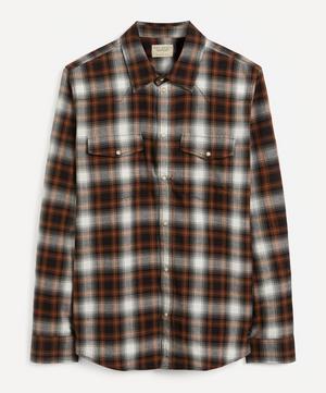 George Shadow Check Shirt