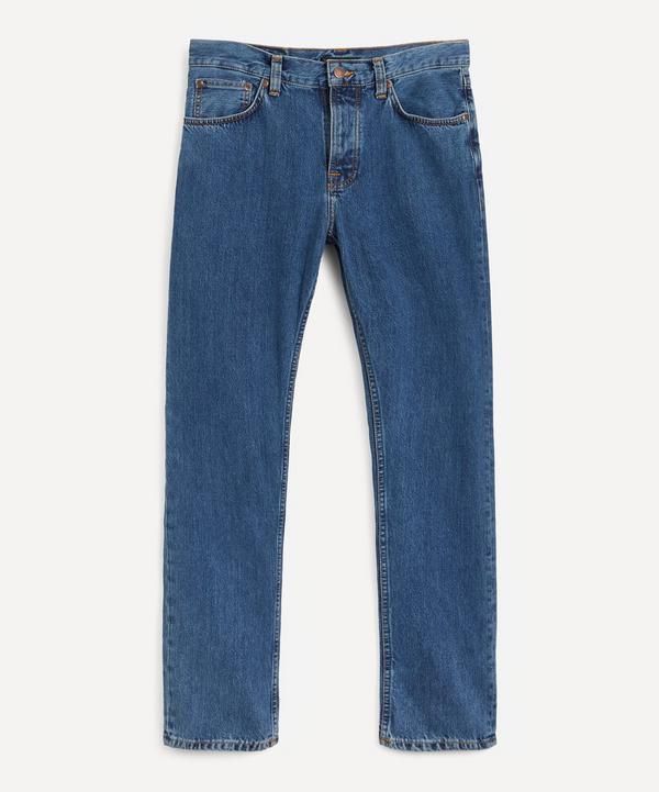 Nudie Jeans - Steady Eddie II Friendly Blue Jeans