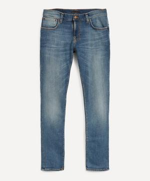 Tight Terry Steel Navy Jeans