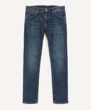 Tight Terry Dusty Denim Jeans