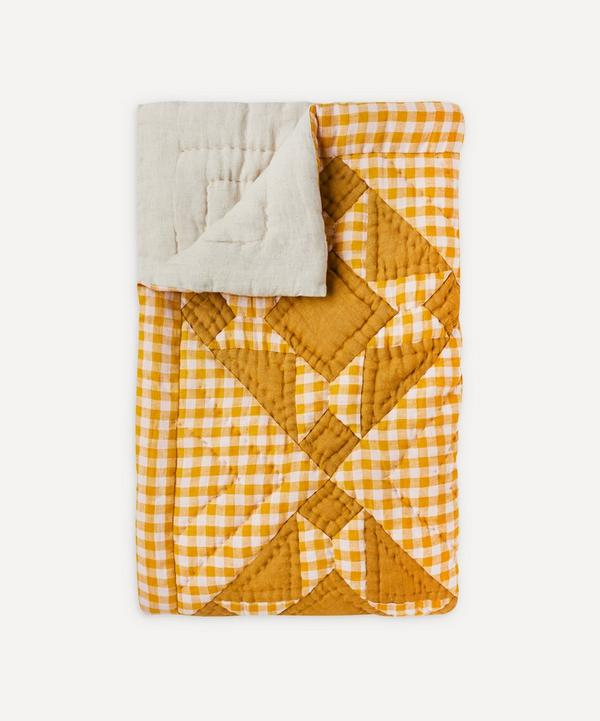 Projektityyny - Wes Gingham Patchwork Quilt
