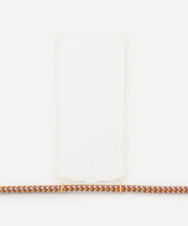 XOUXOU - iPhone 7/8/SE 2020 Basic Phone Case Necklace