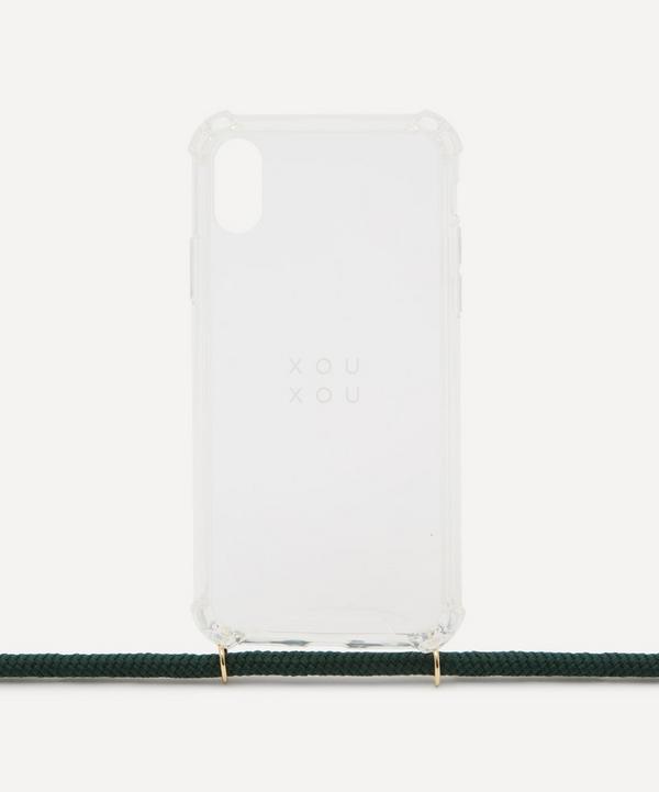 XOUXOU - iPhone X/XS Basic Phone Case Necklace