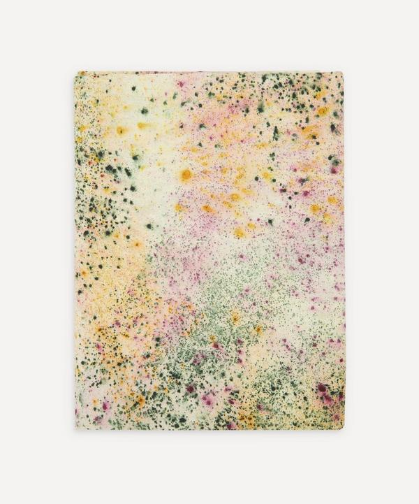 Ellen Mae Williams - Naturally Dyed Linen Tablecloth